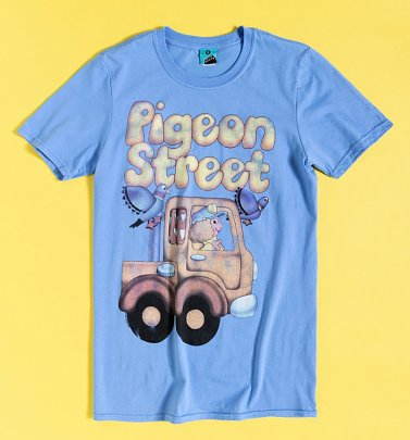 Pigeon Street Long Distance Clara Blue T-Shirt