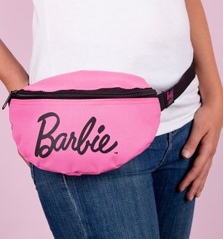 Pink Barbie Bum Bag from Spiral