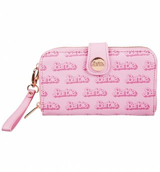 Pink Barbie Logo Purse