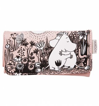 Pink Moomins Purse from House of Disaster