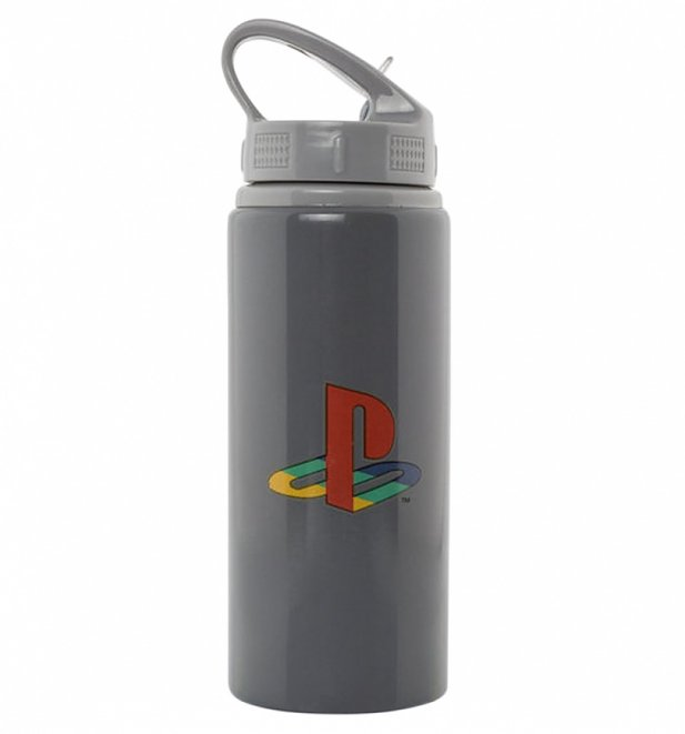 PlayStation Buttons Aluminium Water Bottle