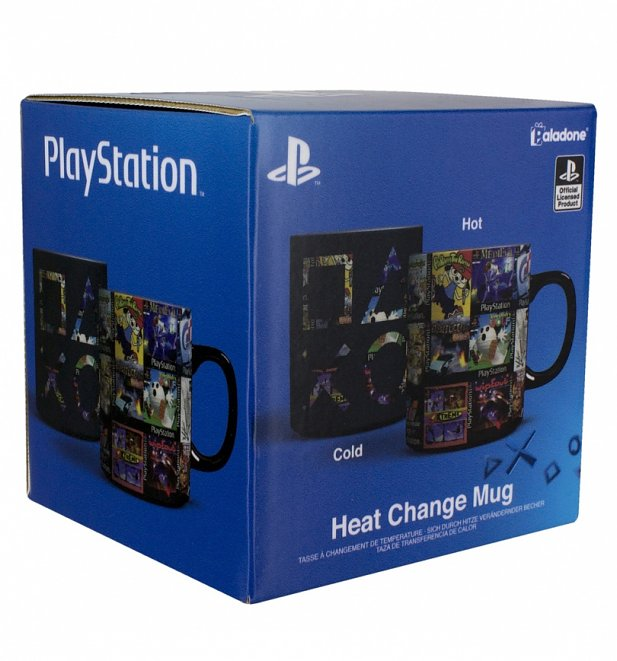 PlayStation Heat Change Mug
