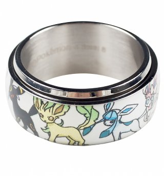 Pokemon Eevee Evolution Ring