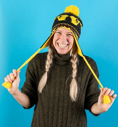 Pokemon Pikachu Knitted Laplander Hat from Difuzed