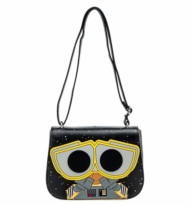 Pop by Loungefly Pixar WALL-E Eve Earth Day Crossbody Bag