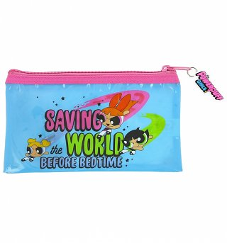 Powerpuff Girls Sequin Pencil Case