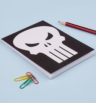 Punisher Magnetic Notepad