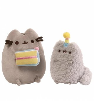 Pusheen And Stormy Birthday Collectable Set