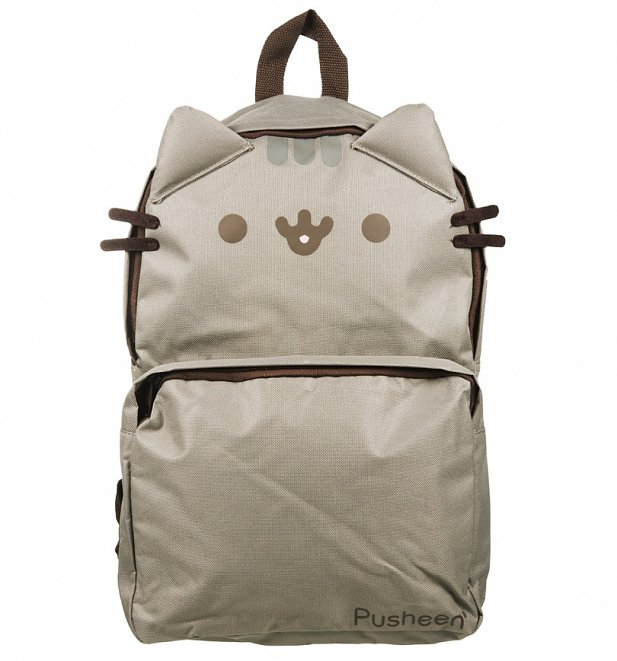 Pusheen Backpack With Ears