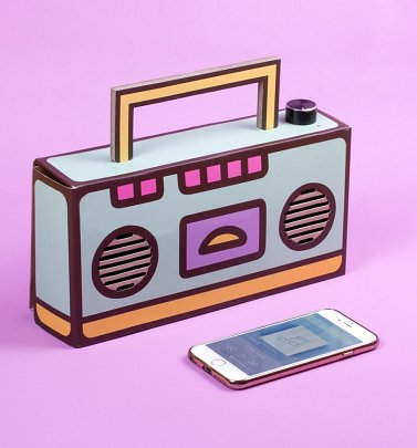 Pusheen DIY Boombox Speakers