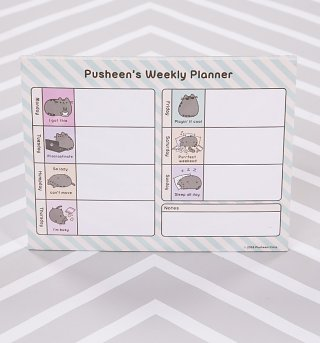 Pusheen Desk Pad