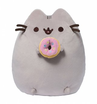 Pusheen Donut Plush Toy