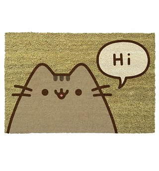 Pusheen Hi Door Mat