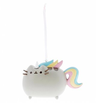 Pusheen Magical Unicorn Hanging Ornament