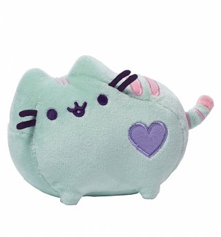 Pusheen Pastel Green Soft Toy