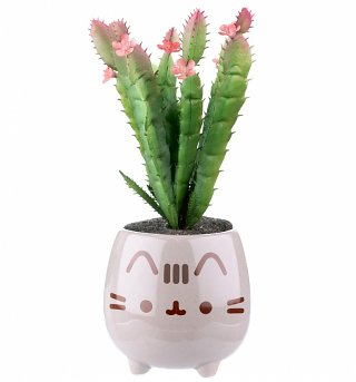 Pusheen Planter