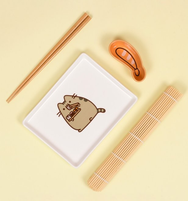 Pusheen Sushi Making Kit