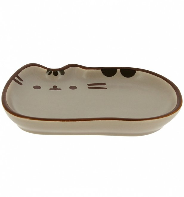Ceramic Pusheen Trinket Tray