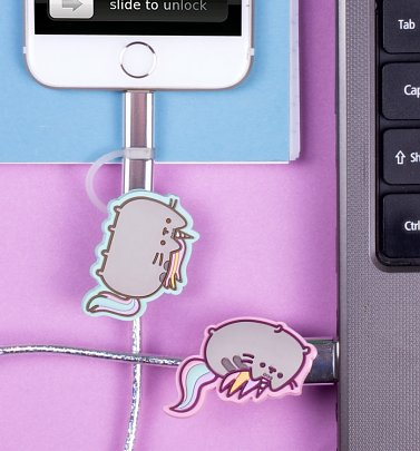 Pusheen Unicorn USB Phone Charging Cable