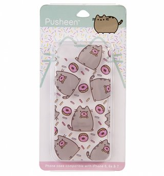 Pusheen iPhone 6/6s/7 Case