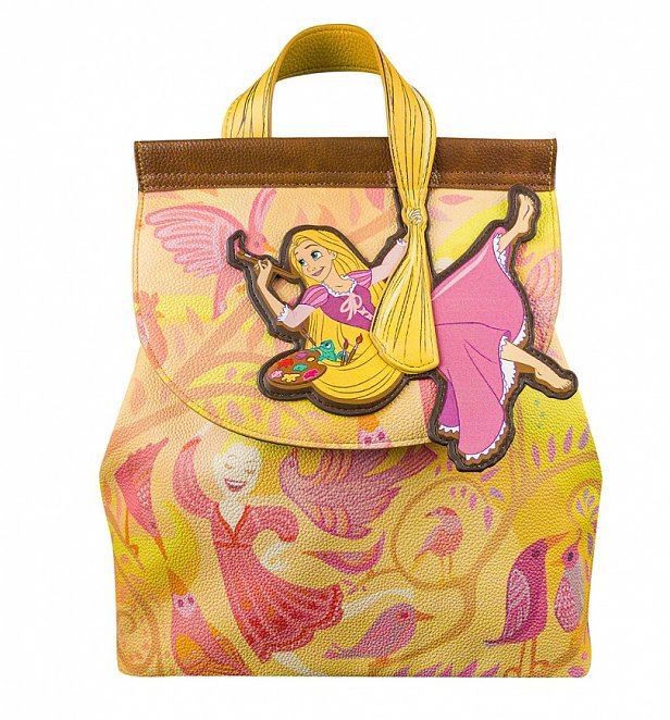 Rapunzel Painting Disney Tangled Backpack from Danielle Nicole