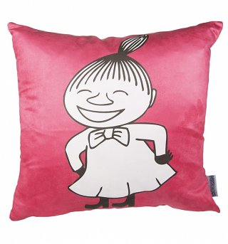 Red Little My Moomins Cushion