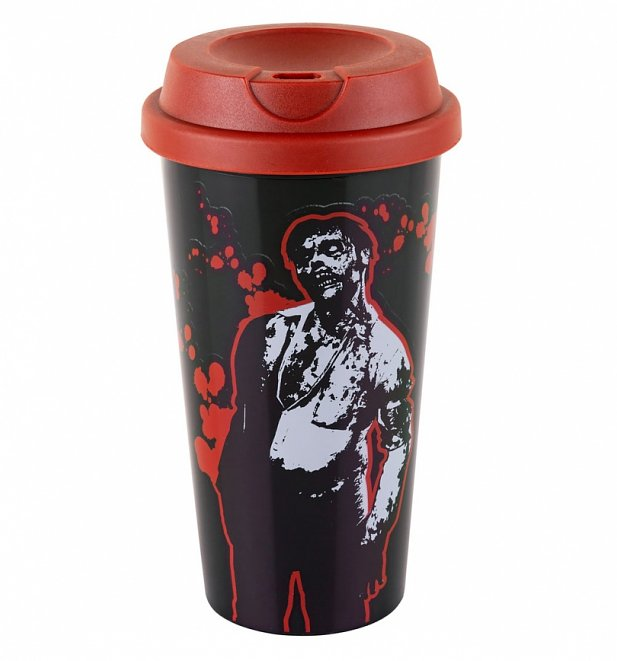 Resident Evil Not A Morning Person Travel Mug