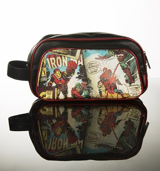 Retro Marvel Comics Wash Bag