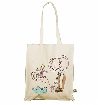 Roald Dahl BFG What I Mean Premium Tote Bag