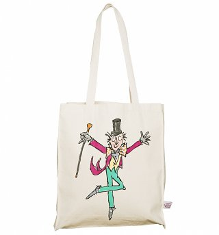 Roald Dahl Charlie And The Chocolate Factory Premium Tote Bag
