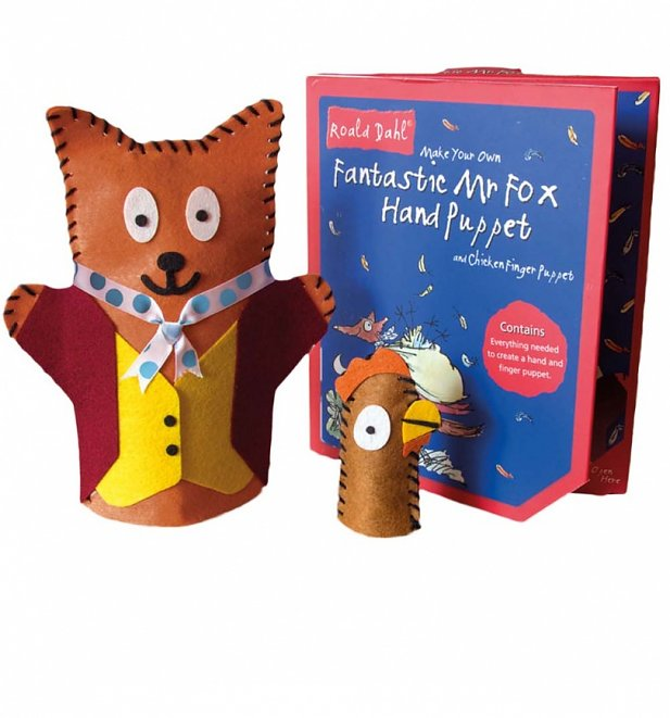Fantastic Mr Fox Puppet