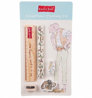 Roald Dahl Stationery Set