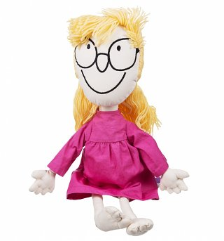 Roald Dahl The BFG Sophie Doll Cushion