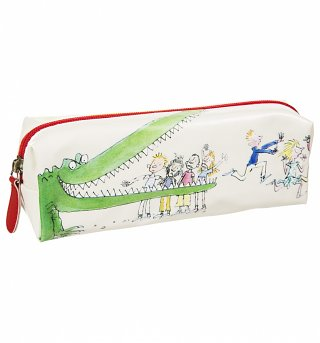 Roald Dahl The Enormous Crocodile Barrel Pencil Case