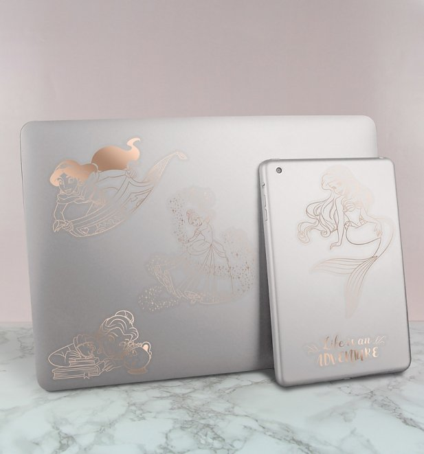 Disney Rose Gold Princess Gadget Decals