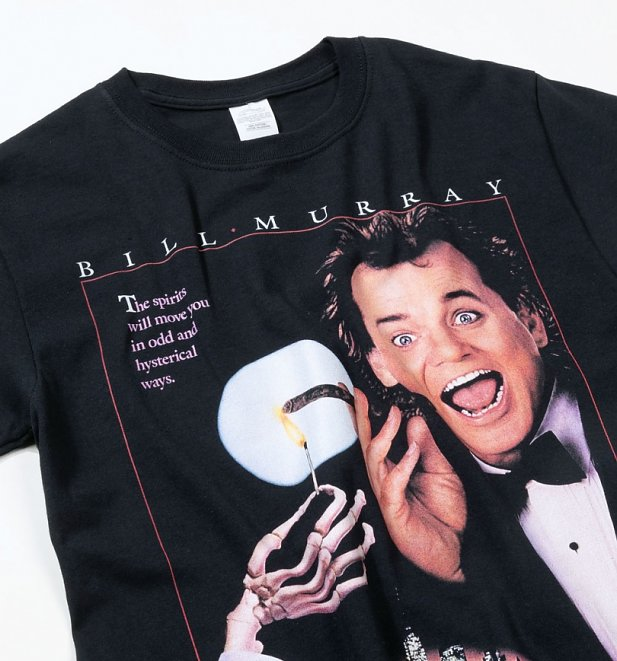 Scrooged T-Shirt from Homage Tees