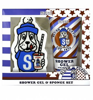 Slush Puppie Shower Gel & Sponge Gift Set
