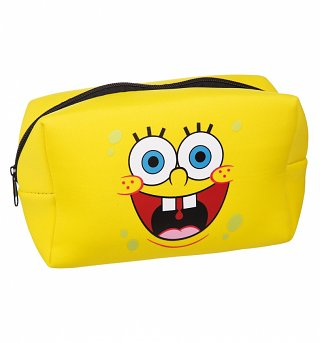 SpongeBob Squarepants Toiletry Bag