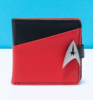 Star Trek Commander Wallet