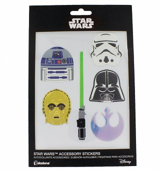 Star Wars Accessory Stickers