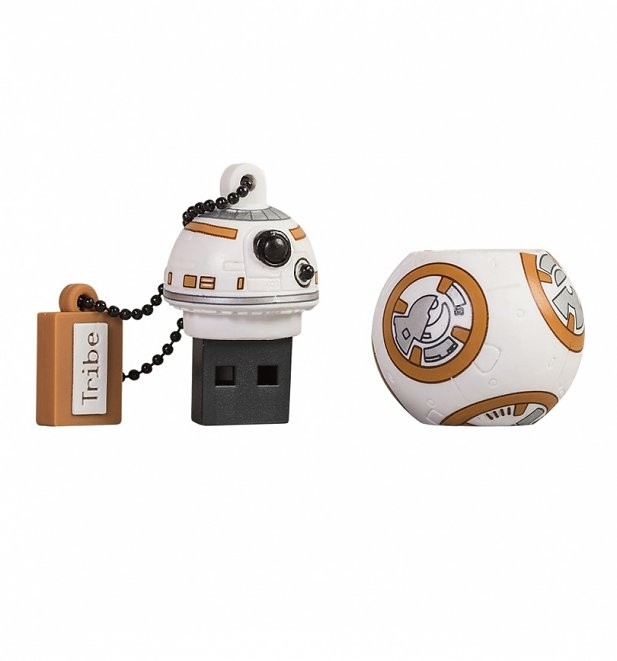 star wars bb 8 usb 16gb memory stick. Black Bedroom Furniture Sets. Home Design Ideas