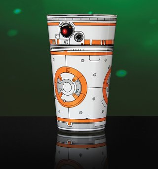Star Wars BB-8 Glass
