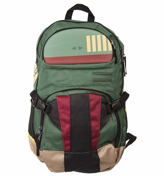 Star Wars Boba Fett Costume Backpack