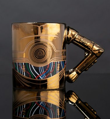 Star Wars C-3PO Arm Meta Merch Mug