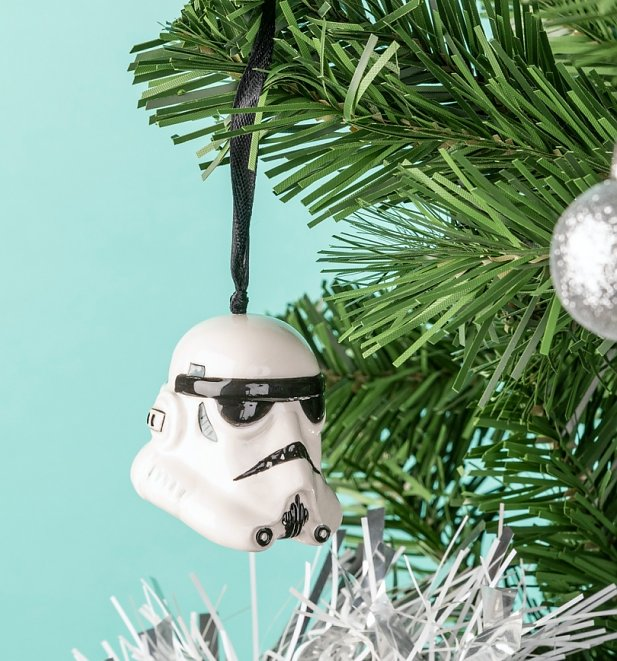 Star Wars Ceramic Stormtrooper Hanging Decoration