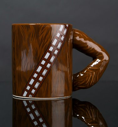 Star Wars Chewbacca Arm Meta Merch Mug