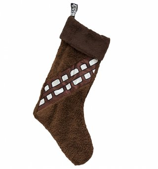 Star Wars Chewbacca Fleece Christmas Stocking
