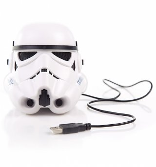 Star Wars Classic Stormtrooper Bluetooth Speaker