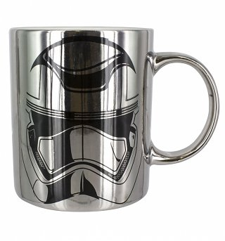 Star Wars Episode VII Chrome Plated Captain Phasma Mug