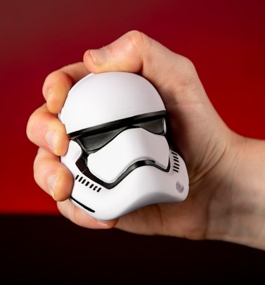 Star Wars The Rise Of Skywalker Stormtrooper Stress Ball